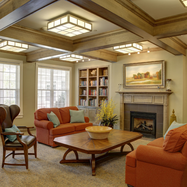 senior living design in Falmouth, MA